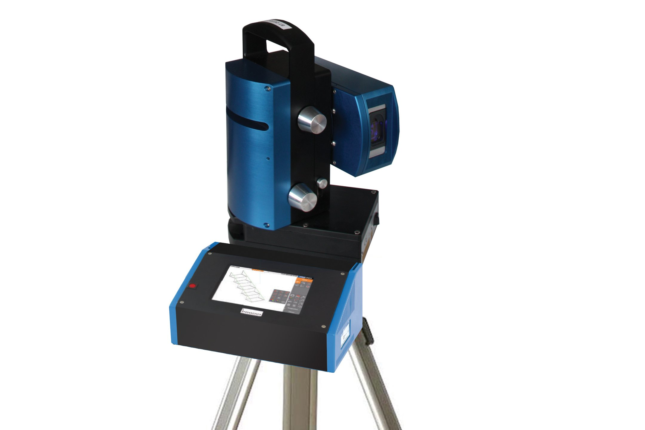 Laser meetinstrument