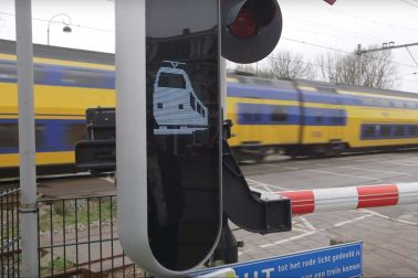 de oversteekhulp prorail