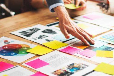Productontwikkeling brainstormsessie